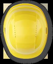 Helm oben